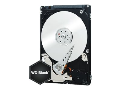 WD Black Performance Hard Drive WD5000LPLX - HDD - 500 GB - SATA 6Gb/s