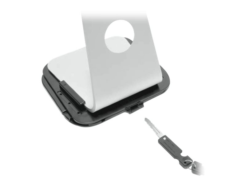 Maclocks iMac Security Counter Top Swivel Plate - Systemsperrplatte - für Apple iMac (21.5 Zoll, 27 Zoll)