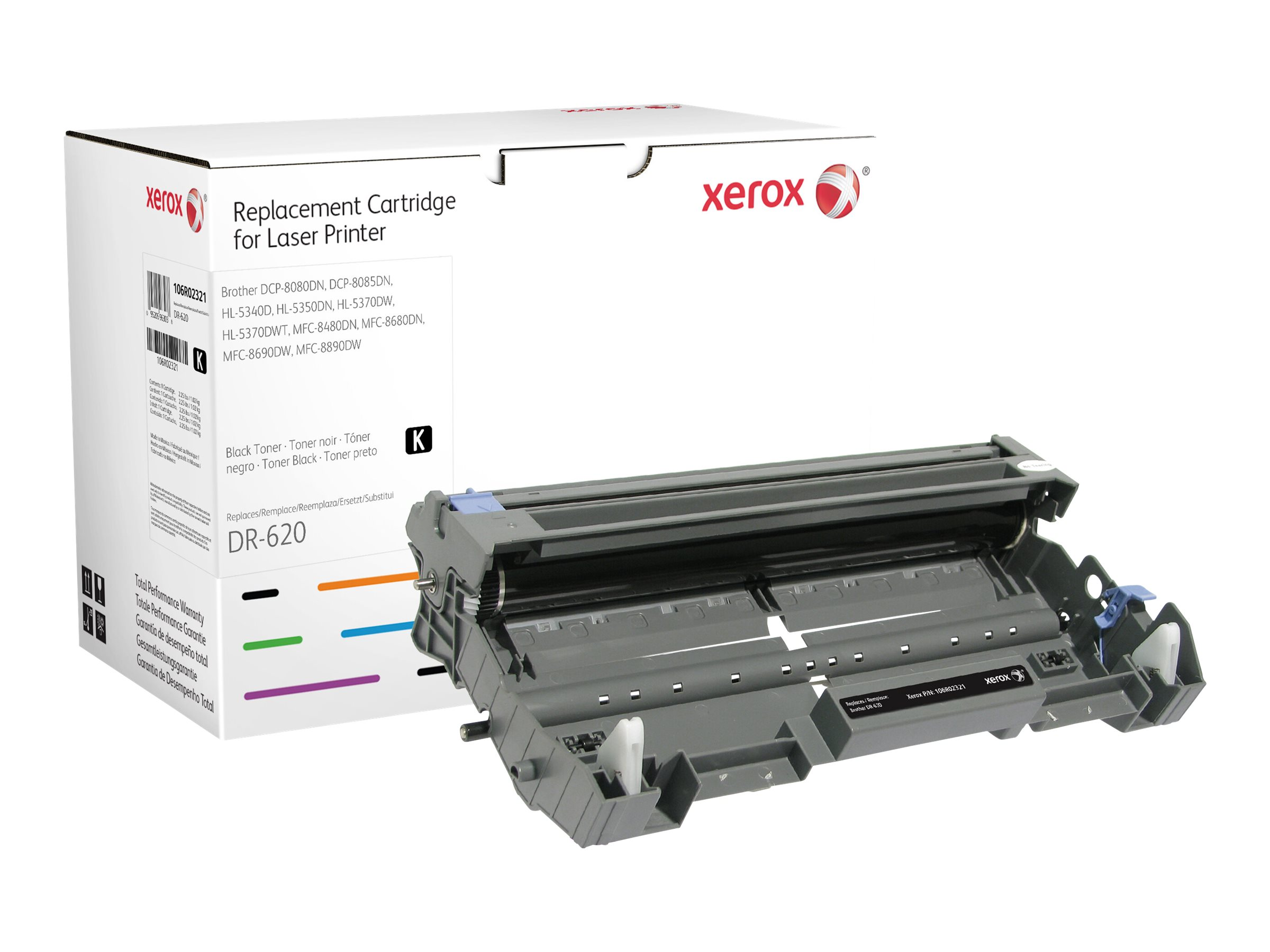 Xerox Brother MFC-8890DW - drum kit (alternative for: Brother DR3200)