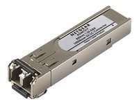 NETGEAR ProSafe AGM731F - SFP (mini-GBIC) transceiver module - Gigabit Ethernet - 1000Base-SX - LC multi-mode - for ProSAFE M4300-28G-PoE+