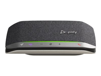Poly Sync 20 for Microsoft Teams Speakerphone hands-free Bluetooth wireless, wired US