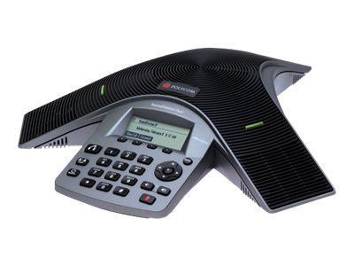 Poly SoundStation Duo - conference VoIP phone - 3-way call capability