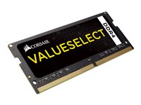 CORSAIR Value Select DDR4  8GB 2133MHz CL15  Ikke-ECC SO-DIMM  260-PIN