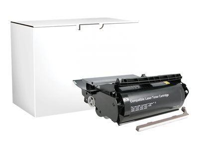 MSE High Yield black compatible remanufactured toner cartridge