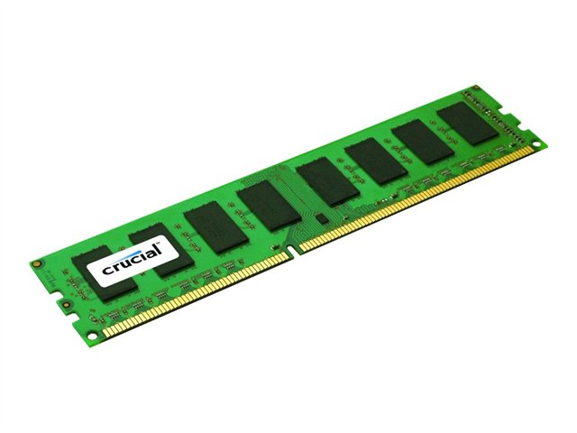 Image of Crucial - DDR3 - 8 GB - DIMM 240-pin - unbuffered