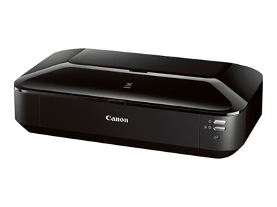 Canon PIXMA IX6820 - Printer - color - ink-jet - 13 in x 19 in - 600 x 600 dpi - up to 14.5 ipm (mono) / up to 10.4 ipm (color) - capacity: 150 sheets - USB 2.0, LAN, Wi-Fi(n) with Canon InstantExchange