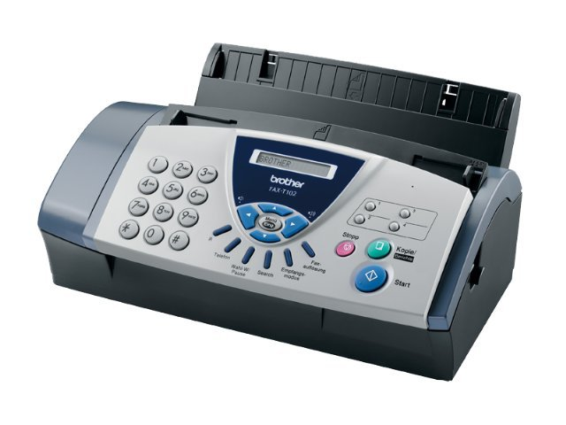 Brother FAX T102 - Faxger�t / Kopierer ( s/w )