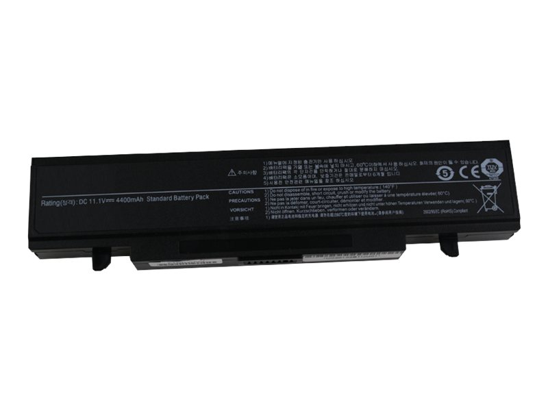 V7 - notebook battery - Li-Ion - 4400 mAh