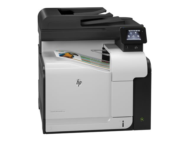 HP LaserJet Pro 500 color MFP M570dw - imprimante multifonctions ( couleur )