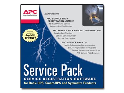 Extended Warranty Service Pack - support technique - 1 année