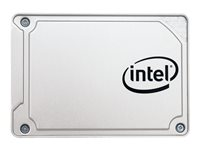 """Intel Solid-State Drive 545S Series - Disque SSD - chiffré - 128 Go - interne - 2.5"""" - SATA 6Gb/s - AES 256 bits"""