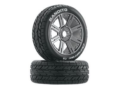 - Buggy BANDITO wheel with tire