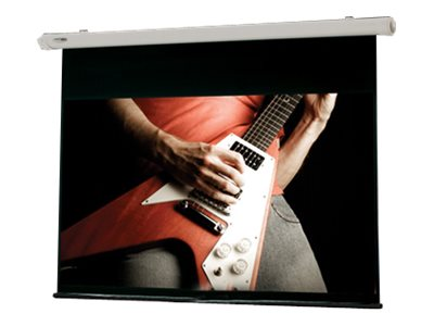 Draper Salara/HW HDTV Format Projection screen ceiling mountable, wall mountable motorized