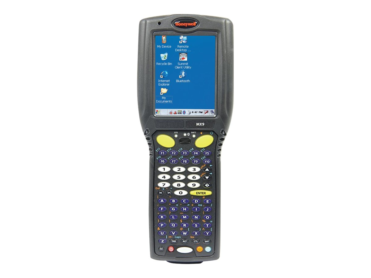 Honeywell MX9 - data collection terminal - Win CE 5.0 - 1.1 GB - 3.7""