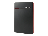 Lenovo F310S - Hard drive - 1 TB - external (portable) - USB 3.0 - black - for Flex 3 11IGL05; IdeaPad 3 14IML05; 3 15IIL05; 3 15IML05; 5 14IIL05; Yoga Slim 7 14IIL05