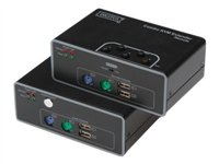 DIGITUS DC-51110 (Remote and Local Unit) - KVM-Extender