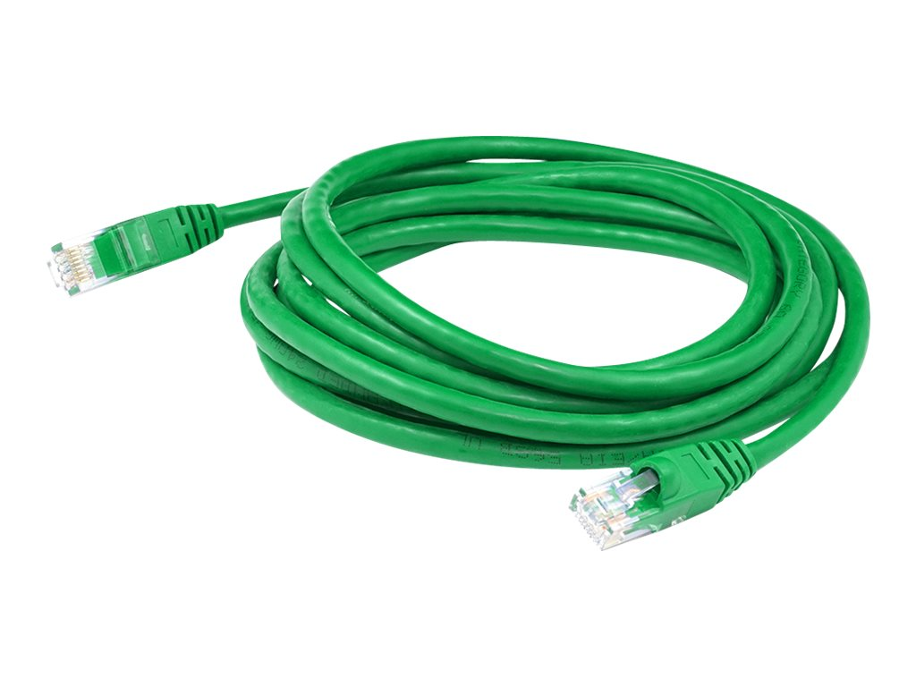 AddOn patch cable - 3.35 m - green