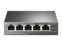 TP-LINK TL-SG1005P SWITCH 5 PORTS GIGABIT DONT 4 POE 56W