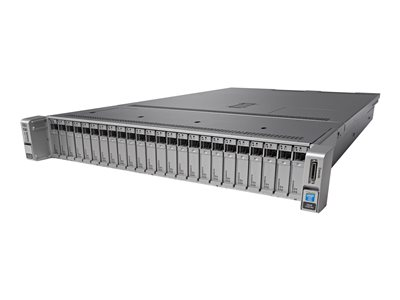Cisco UCS SmartPlay Select C240 M4SX Server rack-mountable 2U 2-way