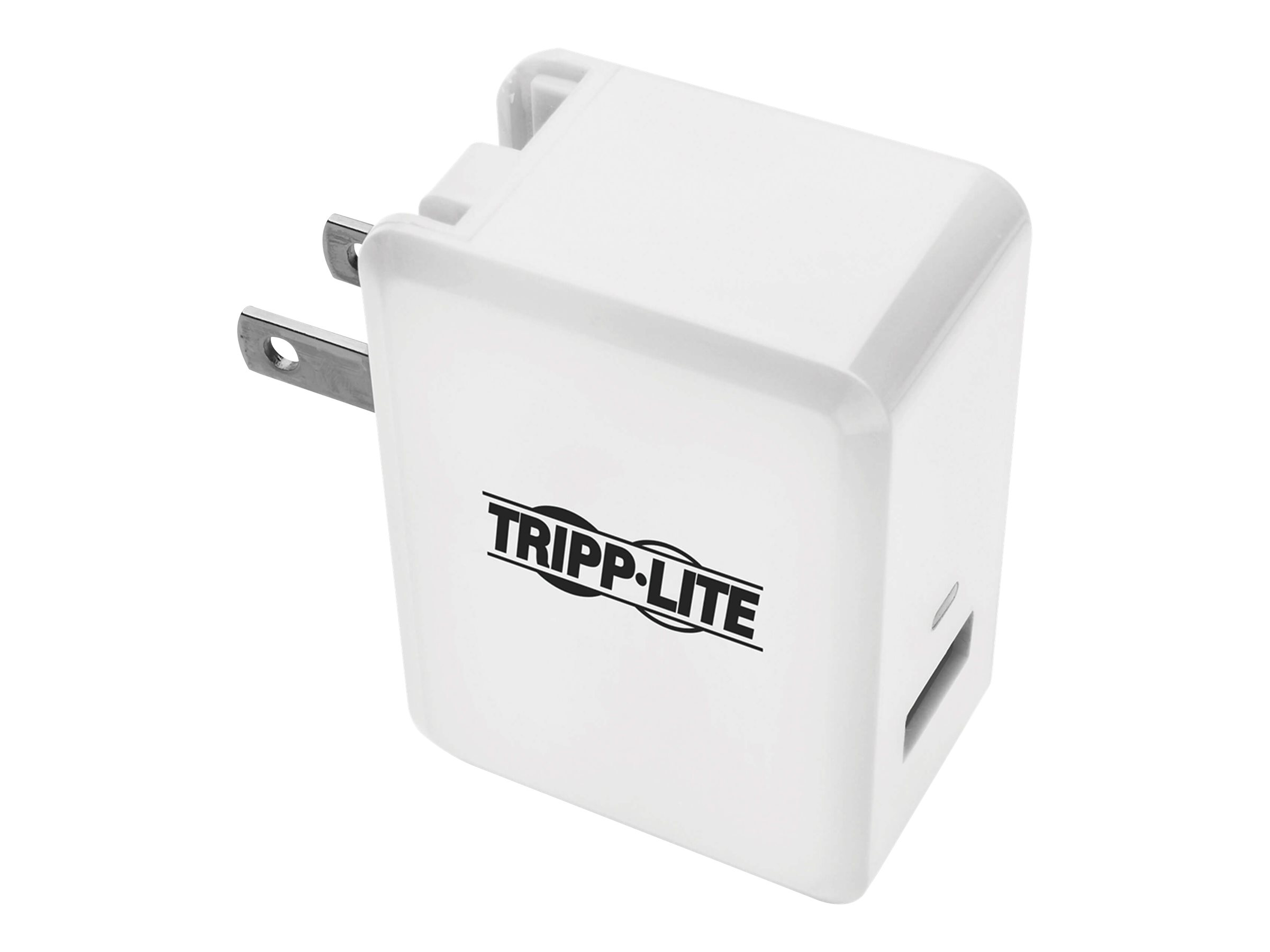Tripp Lite USB Wall Charger Travel Charger w/ Quick Charge 4