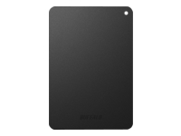 BUFFALO MiniStation Safe - Hard drive - 1 TB - external (portable) - USB 3.0 - black