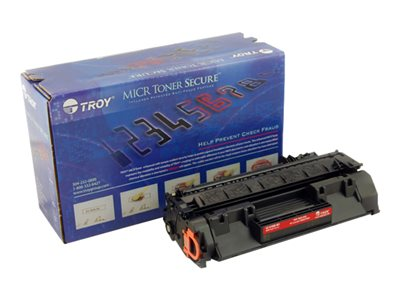 TROY MICR Toner Secure P2035/P2055 Black compatible MICR toner cartridge