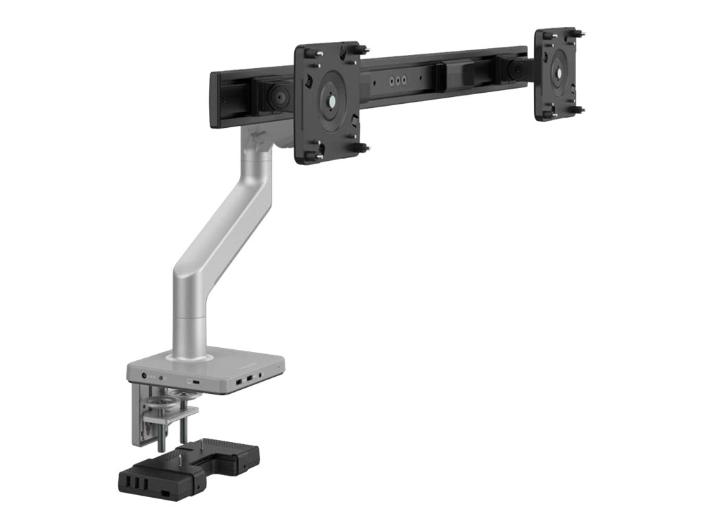 Humanscale M8.1 - mounting kit (adjustable arm) - with M/Connect 2