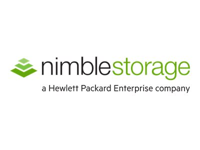 HPE Nimble Storage - hard drive - 1 TB (pack of 11)