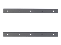 Picture of NewStar VESA Conversion Plate from VESA 100x100mm to 100x200mm - Silver - mounting component (FPMA-V