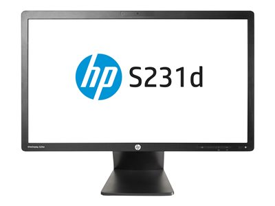 HP EliteDisplay S231d LED monitor 23INCH 1920 x 1080 Full HD (1080p) IPS 250 cd/m²