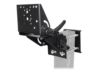 Gamber-Johnson Forklift Mount: Dual Clam Shell with Small Plate Mounting kit