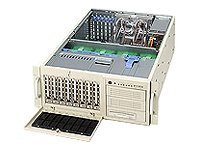 Supermicro SC743T-645 - tower - 4U - extended ATX