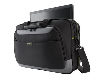 Targus CityGear II Topload Case Notebook carrying case 15.6INCH gray, black image