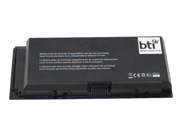 BTI DL-M4600X9 - notebook battery - Li-Ion - 8400 mAh