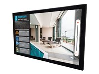 NEC OLP-404 Touch overlay 35 x 19.7 in multi-touch (80-point) projected capacitive