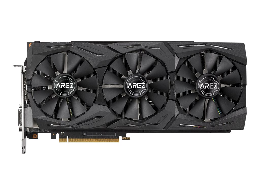 ASUS AREZ-STRIX-RXVEGA64-O8G-GAMING - OC Edition - graphics card - Radeon RX VEGA 64 - 8 GB