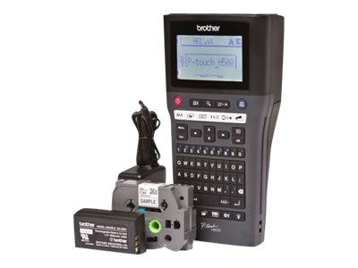 Brother P-Touch PT-H500LI Termo transfer