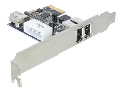 DeLock FireWire adapter PCIe x1