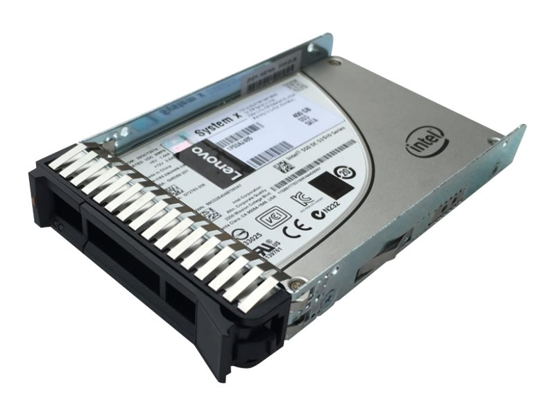 Lenovo S3520 Gen5 Enterprise Entry - solid state drive - 1.6 TB - SATA 6Gb/s