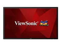 ViewSonic CDE7500 75INCH Class LED display digital signage 4K UHD (21