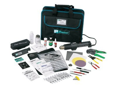 Panduit Field Polish Termination Kits and Components - network termination tool