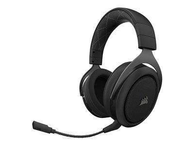 CORSAIR Gaming HS70 Trådløs Sort Headset