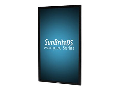 SunBriteDS 5525P 55INCH Class Marquee Series LED display with TV tuner digital signage