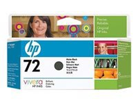 Picture of HP 72 - matte black - original - ink cartridge (C9403A)