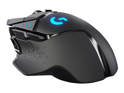 Logitech Wireless Gaming Mouse G502 Lightspeed Mouse optical 11 buttons wireless