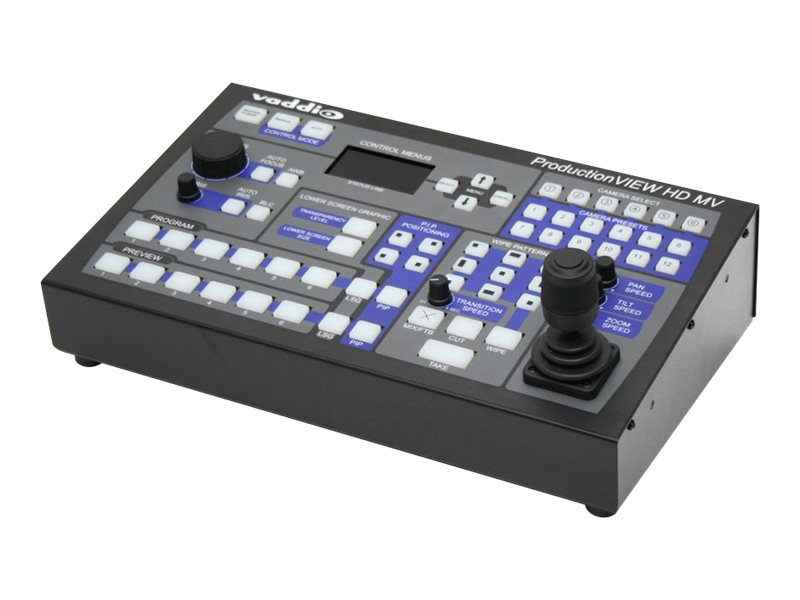 Vaddio ProductionVIEW HD MV - Video switcher/mixer