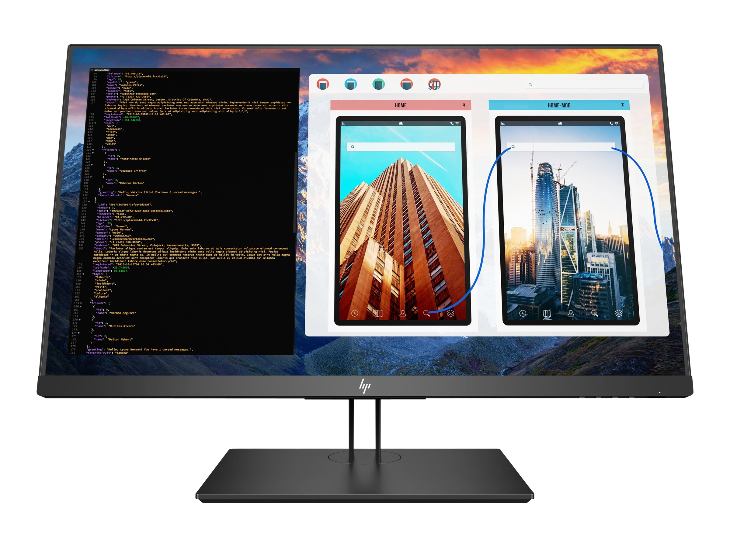 "HP Z27 - LED monitor - 27"" - Smart Buy"