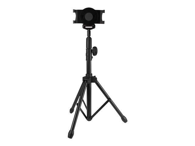 """Image of StarTech.com Adjustable Tablet Tripod Stand - Portable Tablet Mount - 6.5 to 7.8"""" W. Tablets - Carrying Bag Included - Tablet Tripod Mount (STNDTBLT1A5T) - mounting kit - for tablet"""