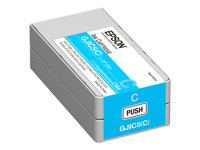 Epson GJIC5(C) Cyan original ink cartridge for Epson GP-