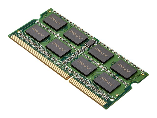 PNY - DDR3 - 4 GB - SO DIMM 204-PIN - 1600 MHz / PC3-12800 - CL11
